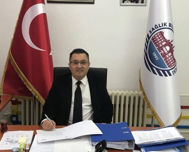 Murat SÖNMEZ Daire Başkanı