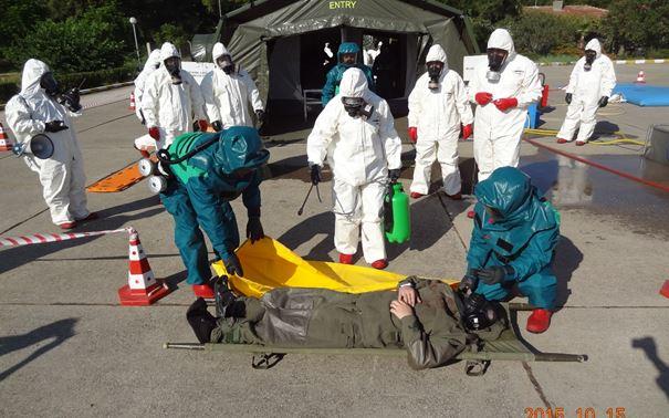 Kimyasal Silahların Yasaklanması Örgütü