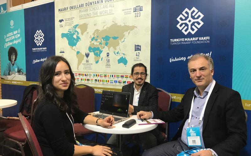 Maarif Vakfı ile olası ortak Avrupa çalışmalarına dair bilgi aldık